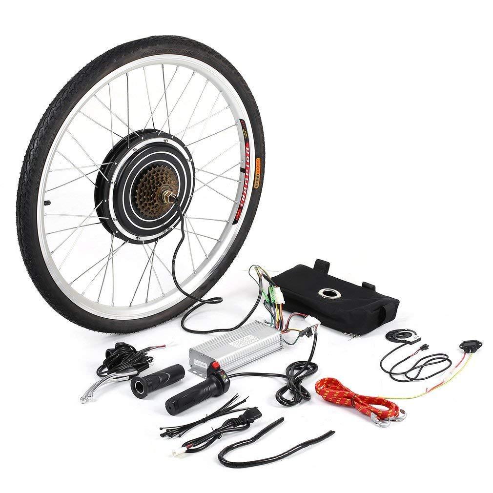 kit roue arri re de conversion lectrique 26. Black Bedroom Furniture Sets. Home Design Ideas